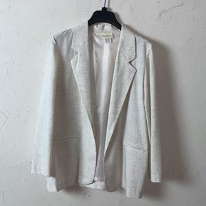 NWT Jaclyn Smith suit jacket size 8 Tall